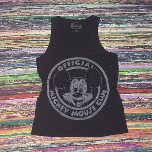 Disney - Mickey Mouse Graphic Tank Top